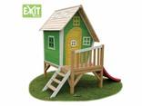 Exit Toys Speelhuisje Fantasia 300 (groen)