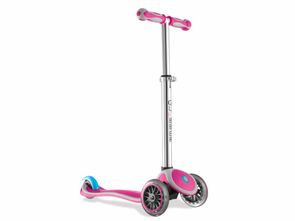 Globber Step Free Kids (roze) Globber