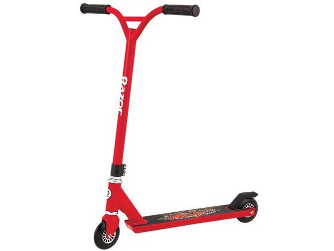 Razor Step Pro Beast (rood)