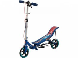 Space Scooter (blauw)