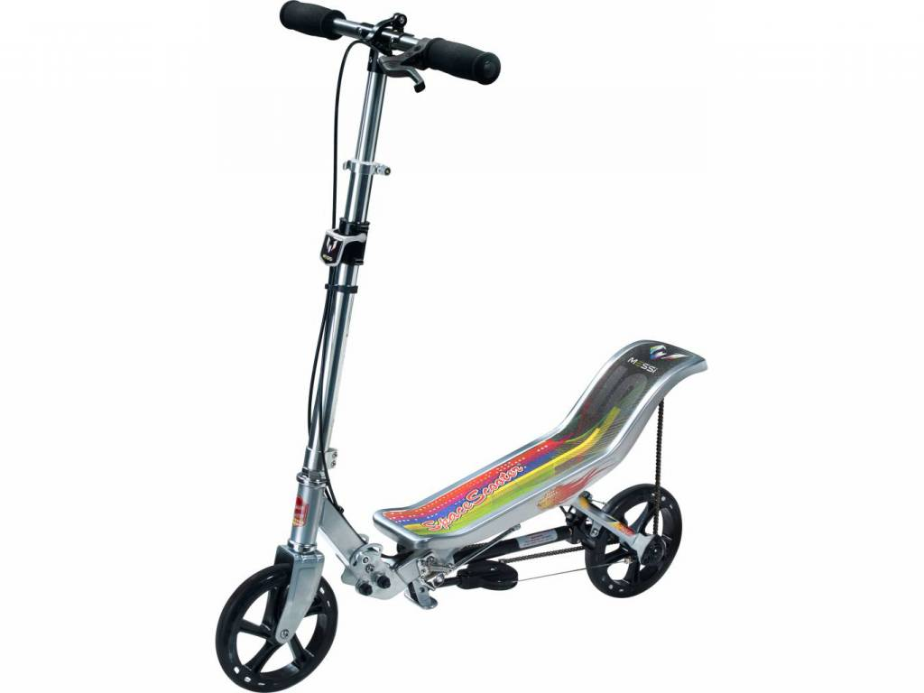 Space Scooter Messi