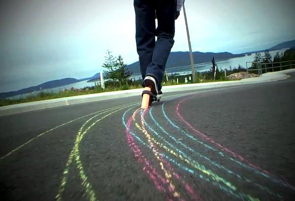 Chalktrail Step