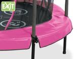 Exit Toys Mini Trampoline Bounzy (roze)