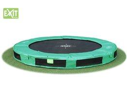 Exit Toys Trampoline Interra 244 (groen)