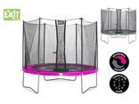 Exit Toys Trampoline Twist 10 ft (groen/grijs)