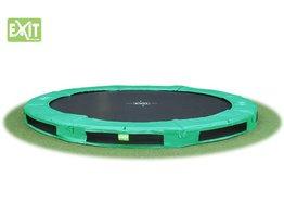 Exit Toys Trampoline Interra 366 (groen)