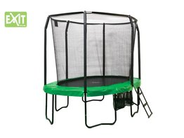 Exit Toys Trampoline Exit Ovaal All-in-1 305x427
