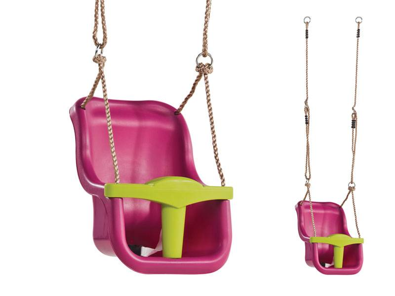 Exit Aksent Baby Schommelzitje (roze)