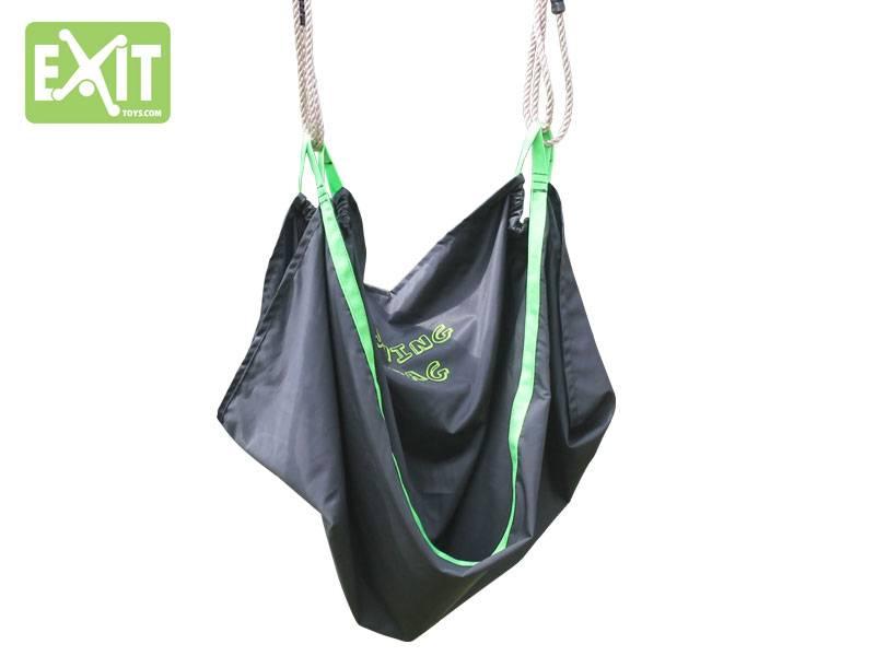 Exit Aksent Swingbag (groen/zwart)