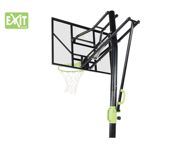 Exit Toys Inground Basketbalpaal Galaxy (dunkring)
