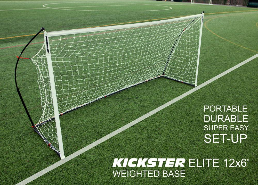 Quickplay Voetbaldoel Elite 365x180