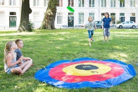 Buitenspeel Frisbee spel Deluxe