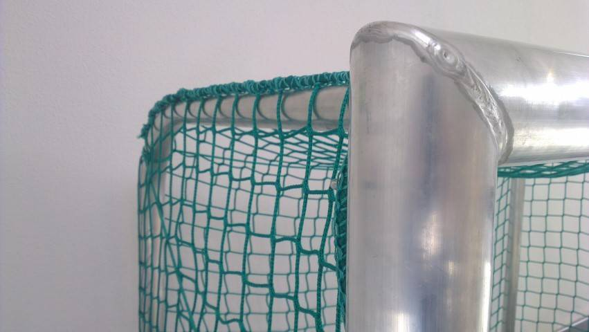 Aluminium Voetbaldoel 120x80 cm