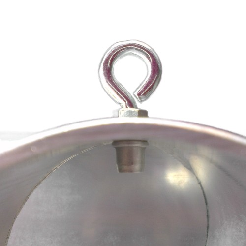 Aluminium Voetbaldoel 300x200 cm
