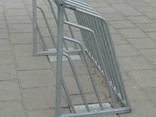 Spijlen Voetbaldoel 120x60 cm