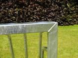 Spijlen Voetbaldoel 150x75 cm