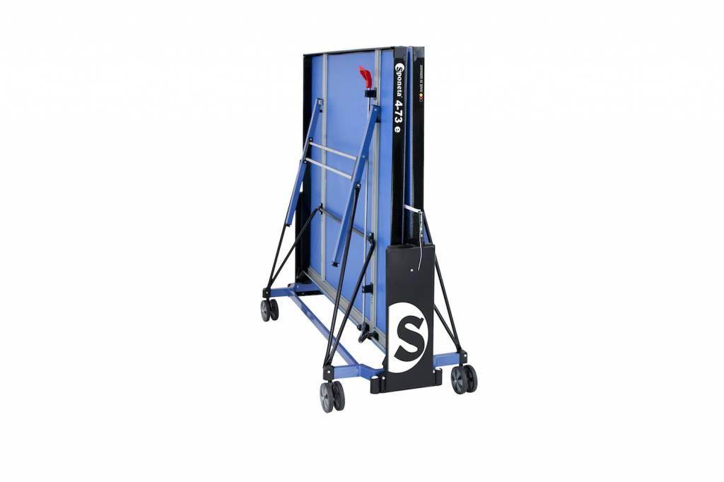 Sponeta Expertline Compact Plus Tafeltennistafel (blauw)