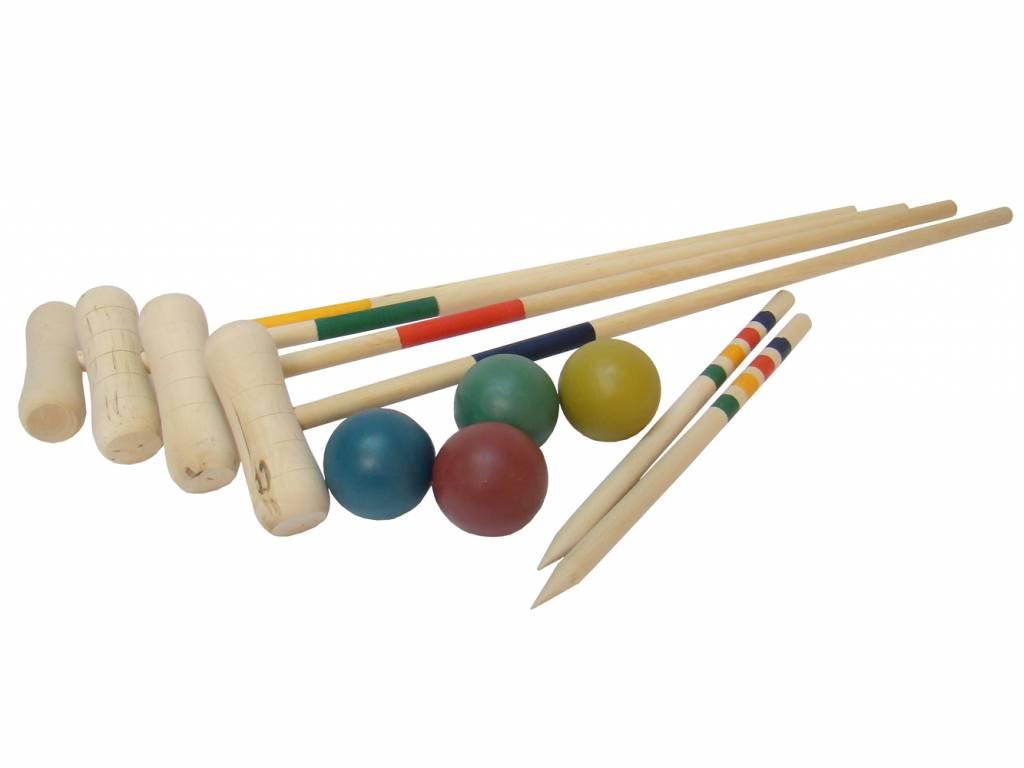 Bex Croquet Set (4 personen)