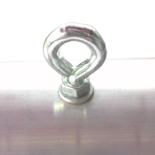 Aluminium Voetbaldoel 300x100 cm