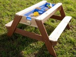 Axi Zand- Water & Picknicktafel Nick