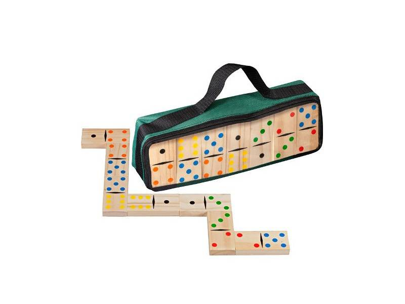 Philos Spiele Domino Dubbel 6