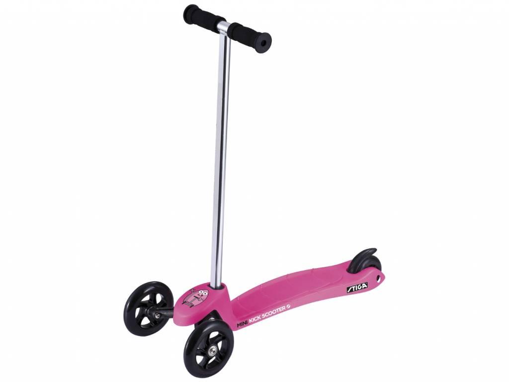 Stiga Step Mini Kick roze