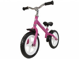 Stiga Loopfiets Runracer (roze)