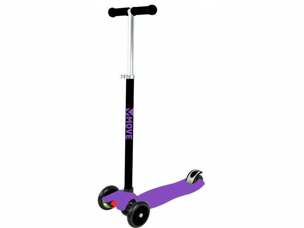 Move Step  Tri-scoot paars