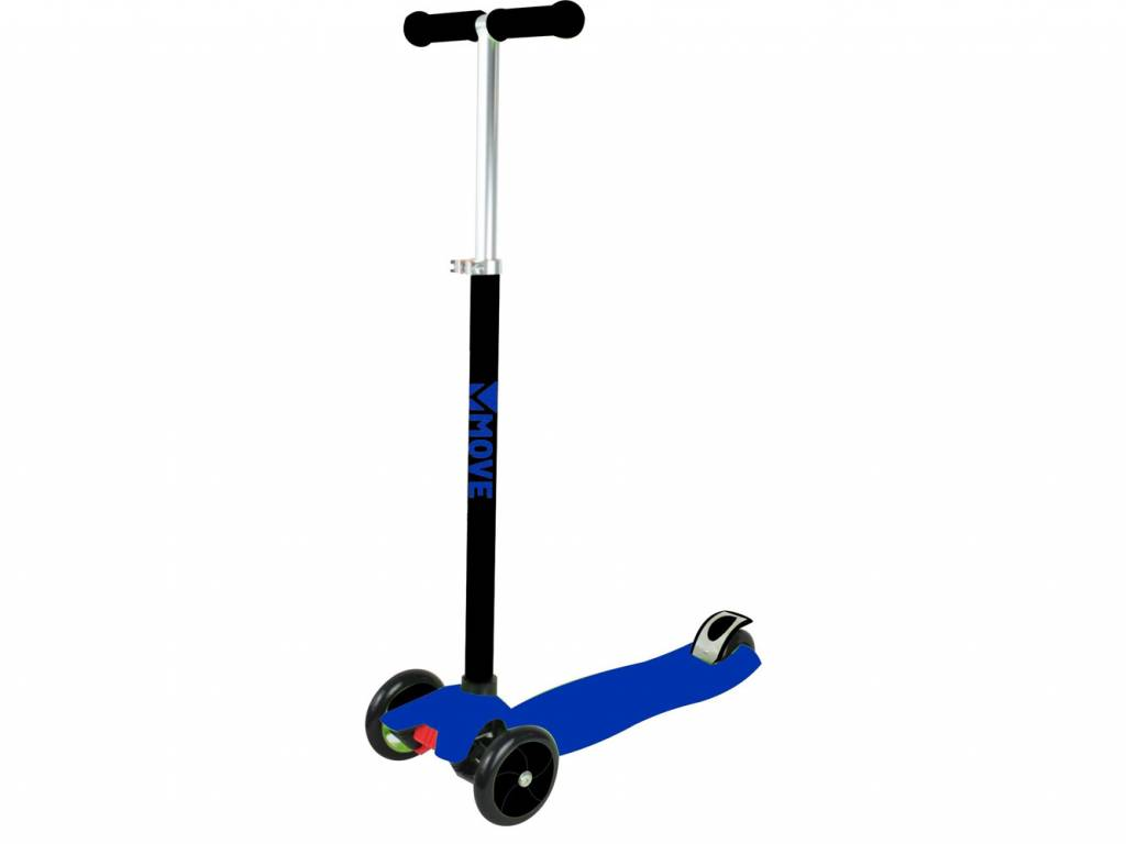 Move Step  Tri-scoot blauw