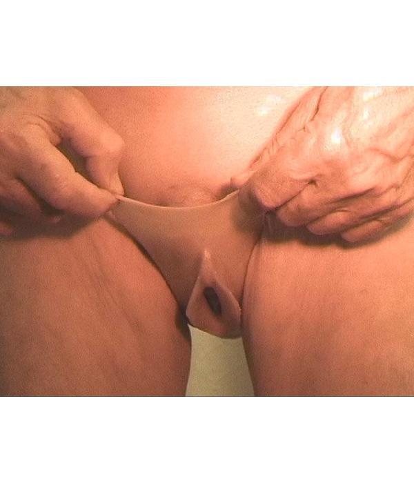 "TransSensation Vagina-Prothese: B-Lady - ""Linda"" reif und elegant"