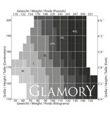 Glamory Strapsstrümpfe - Luxury 20