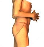 B-Lady Silikon-Vagina B-Lady Anna Camel Toe