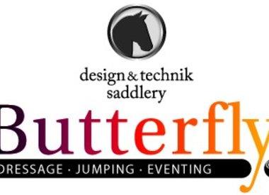 Butterfly Sattel