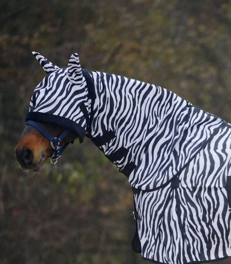 Waldhausen Fliegenhalsteil Zebra
