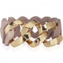 Armband rubber beige