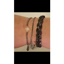 Trendy armbanden set