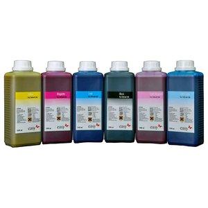 Eco solvent cartridge premiumum label voor Roland, Mutoh, Mimaki, Agfa, Océ en Xerox. - Copy