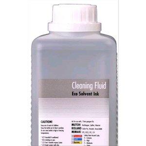 Cleaning vloeistof voor Eco solvent 1 Liter
