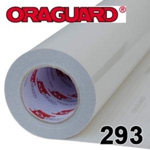 ORAGUARD® 293  Laminaat Premium gegoten PVC-film, 30 micron, ultra flexibel , zeer hoge UV-bescherming