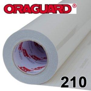 ORAGUARD® 210 Laminaat Zacht PVC-folie, 70 micron, met een hoge mate van UV-bescherming