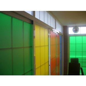 Decoratie Film ColourEtched ASLAN EC 55
