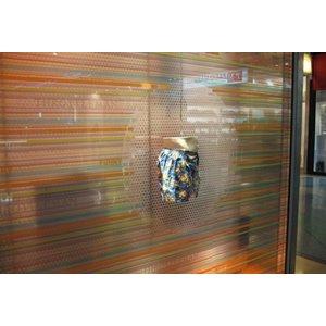 """ASLAN DFL-200 - """"Dusted"""" digitale raamfolie, dry apply, -  1,37 meter,"""