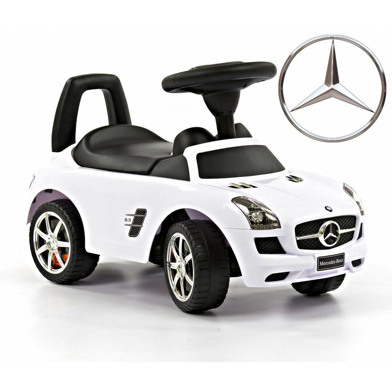 Mercedes Loopauto Mercedes-Benz SLS-AMG Wit (1377)