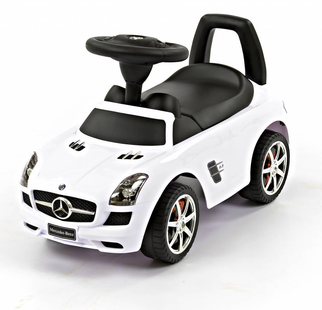 Mercedes benz loopauto wit voordelig online kopen bij for Mercedes benz online