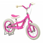 2Cycle Loopfiets Roze Air