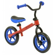 2Cycle Loopfiets blauw-rood