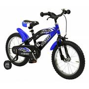 2Cycle Kinderfiets 16 inch MX Blauw