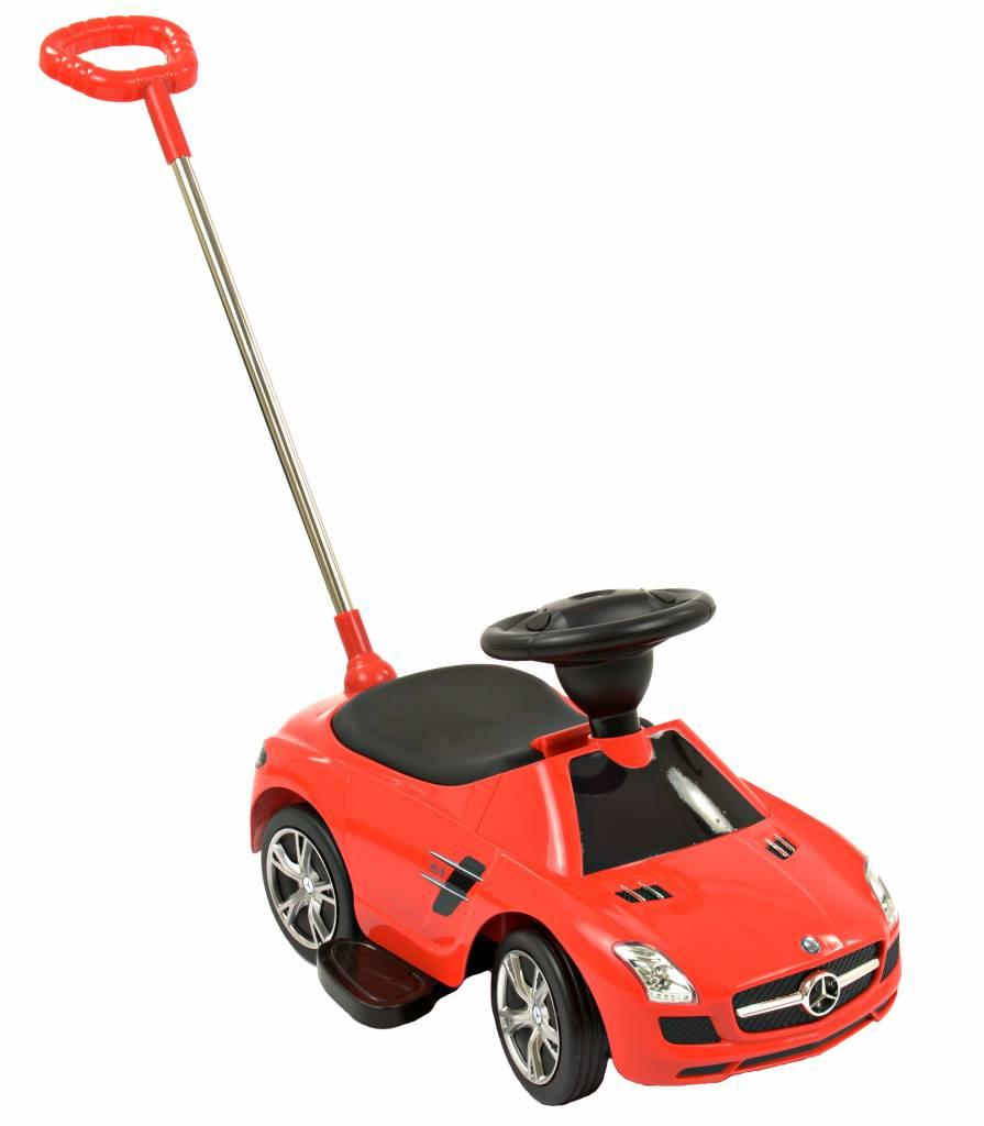 Huishoudelijke Apparaten Loopauto Met Duwstang