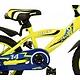 2Cycle Jongensfiets 14 inch BMX blauw-geel (1431)