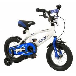 2Cycle Kinderfiets 12 inch BMX Wit